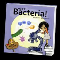 Meet Bacteria! Cover
