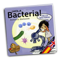 Cover of Hola Bacteria