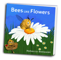 Portada Bees like flowers
