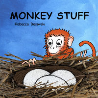 Monkey Stuff by Rebecca Bielawski